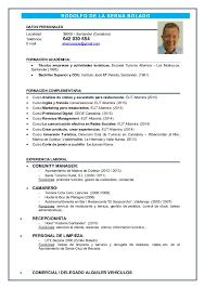 Rodolfo De La Serna 2019 Curriculum Vitae