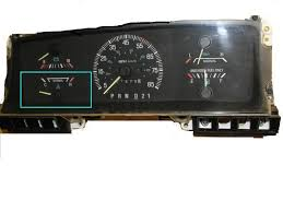 real temp gauge on a 300 ford truck enthusiasts forums also the gauge lettering is in a slightly different position relative to the pointer this could be the reason why you say the pointer appears to be in a