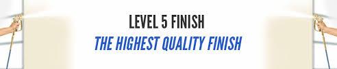 level 5 drywall finish northern ireland