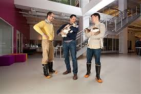 Jwt new york office Ben James Jwt Creative Director Joshkilmer Purcell Jwt Chief Creative Officer Peter Nicholson Dr Getty Images The Fabulous Beekman Boys Bring Their Kids To Jwt Photos And Images