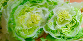 does iceberg lettuce have any nutritional value