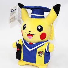 <b>25cm Kawaii</b> Anime <b>Pikachu Cosplay</b> Graduate Fitting Plush Toy ...