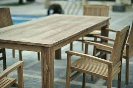 wooden outdoor dining sets full size of garden chairs wood furniture teak new home design uk