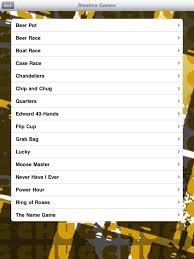drinking rules kings cup dice and party by drinkly screenshot