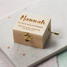 personalised christening box by modo creative notonthehighstreet