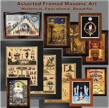 freemason wall art