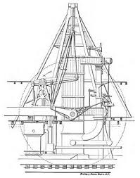 marine steam engine wikiwand diagram of a typical hudson river steamboat crosshead engine side view