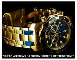 7 cheap affordable supreme quality watches for men under 50 7 cheap affordable amp supreme quality watches for men