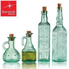 get ations italian rustic e jar glass cruet cork bottle glass oil bottle oiler bottle of olive oil