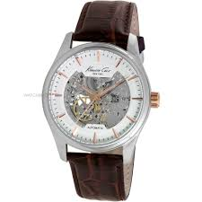 """men s kenneth cole automatic watch kc10027198 watch shop comâ""""¢ mens kenneth cole automatic watch kc10027198"""
