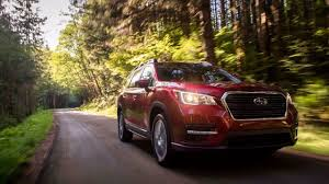 Dont Miss 2019 Subaru Ascent Crash Test And Safety 2019