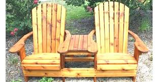 double adirondack chair plans. Double Adirondack Chair Plans Unique Two Seater Inside Inspirations 5 Double Adirondack Chair Plans H