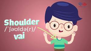 Langmaster - Học tiếng Anh cho bé cực vui bằng hoạt hình: Chủ đề CƠ THỂ -  YouTube