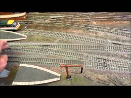track plan 1 of dc analogue shed layout fiddle yard and passing track plan 1 of dc analogue shed layout fiddle yard and passing loops