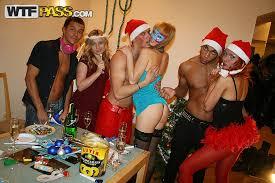... 2NSFW Student group sex at the Christmas party porno Gambar nomor: 6 ...
