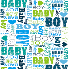 Allenjoy Photo Background Baby Boy Graffiti Cool Professional Blue
