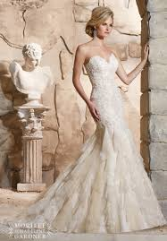 Mori Lee 2772 Any Brides Tried It On And Have Pictures