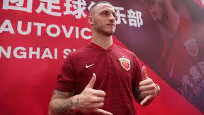 Napadač naših korena marko arnautović postigao je treći pogodak u 90. Marko Arnautovic Anfange In China Viel Cola Wenig Schlaf Fussball International Sport Bild