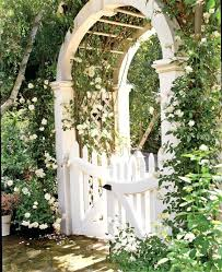 for a majestic garden gate try white barreled archway arch metal arches uk white garden arbors arches arbor with gate