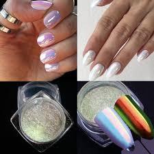 1 Ks Jednorožec Neon Aurora Pigement Nail Glitter Prášek Uv Gel Nail Dust Glitter Pro Nehty Umělecké Dekorace Manikúra Nástroje At Airyclub