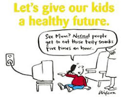 marketing obesity junk food advertising and kids parliament of  influencing children s thinking