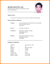 Resume Example For Job Application Resume Letter For Job Pdf Cv Format For Job Application Pdf Resume 21