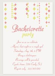 bachelorette party invite 9 free printable bachelorette party invitations