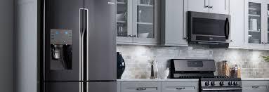 doors 4 door refrigerator french door refrigerator black modern grey kitchen cabinet with white marble
