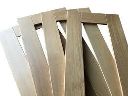 solid oak cupboard door frames ready to