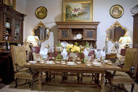 Dining Room  French Country Dining Room Within Breathtaking - French country dining room set