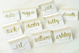 Personalized Party Napkins Tiny Prints Table Placecards ...