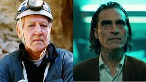 Werner Herzog Stopped Joaquin Phoenix From Lighting A Cigarette While  Trapped Upside Down After A Car Accident