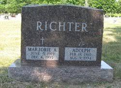 Marjorie Anna Massa Richter (1919-1995) - Find A Grave Memorial