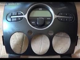 car stereo player removal mazda 2 2011 youtube mazda 2 2009 fuse box diagram car stereo player removal mazda 2 2011