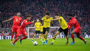 Sparen sie sich ärger und buchen sie im voraus. Bayern Munich Vs Borussia Dortmund 7 Classic Clashes In Germany S Klassiker 90min