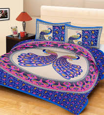 cotton bed sheets. Interesting Bed Metro Living 104 TC Cotton Double Animal Bedsheet And Bed Sheets Z