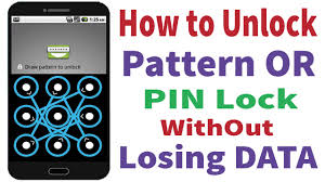 How To Unlock A Phone With A Pattern Magnificent Design Inspiration