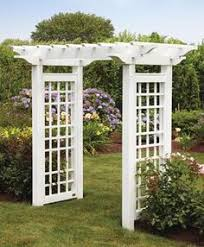 Small Picture Simple Trellis Ideas How to Build a Trellis Arbor and Gate How