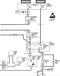 1995 cadillac i installed a new ac compressor sedan deville i found this wiring diagram be it will help you