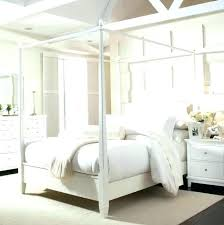 Wood Canopy Bed Frame Canopy Bed Twin Wood Canopy Bed Frame – my ...