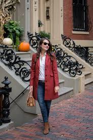 stylish fall coats j crew parke topcoat boston the alyst