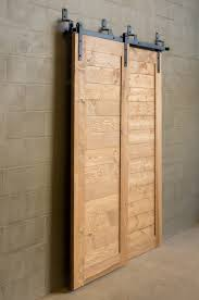 image of sliding barn door hardware traditional