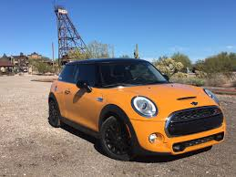 TFL Vlog Review: 2016 MINI Cooper S on the Apache Trail [Video ...