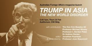 hugh white s quarterly essay launch in the new asia   n foreign affairs magazine launch tickets
