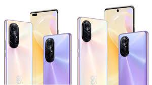 Huawei Nova 8 Pro, Nova 8 5G ...