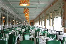 The Grand Hotel Dining Room
