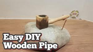 (EASY) DIY Wooden Pipe