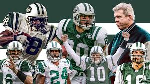 Jet aircraft, an aircraft propelled by jet engines. Rip New York Jets Uniforms 1998 2018 The 11 Best Moments