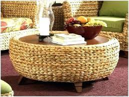seagrass coffee table ottoman coffee table sophisticated ottoman ottoman ottoman round coffee table ottoman pottery barn
