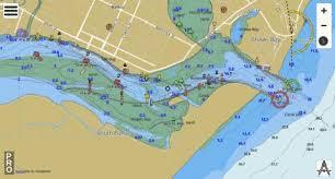 Ballina Tide Chart New South Wales Richmond River Entrance Marine Chart